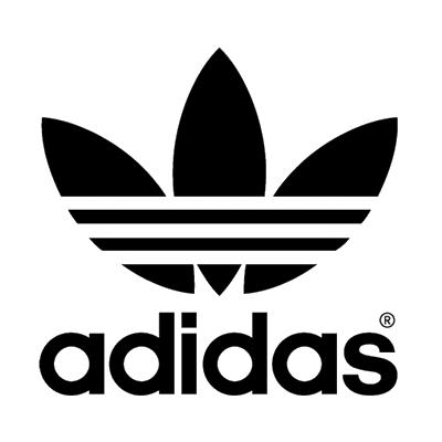 Adidas Logo as an example of Abstract-Mark-Logo