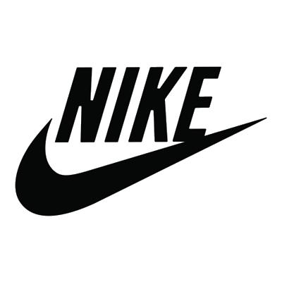 Nike Logo as an example of Abstract-Mark-Logo
