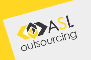 Logo Design for Outsourcing Company, Dehradun, India