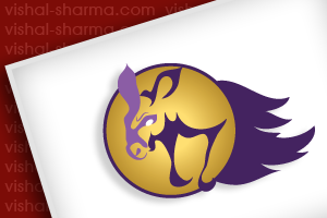 Iconic Logo Design for Redapt - Kangs Lacrosse (Lacrosse Club), Lake Washington (Kangaroos).