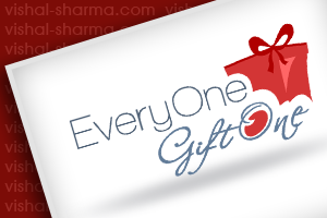Combination Mark Logo Design for EveryonGiftOne.com